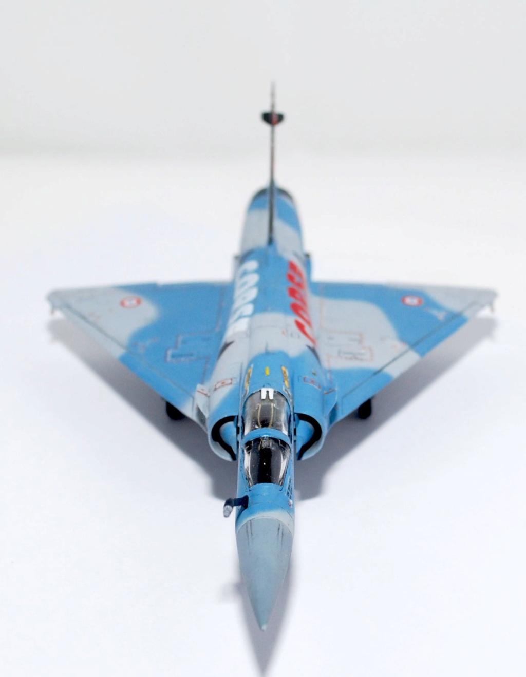 Mirage 2000-5F, 75ans EC 3/11 Corse, Heller 2000-524