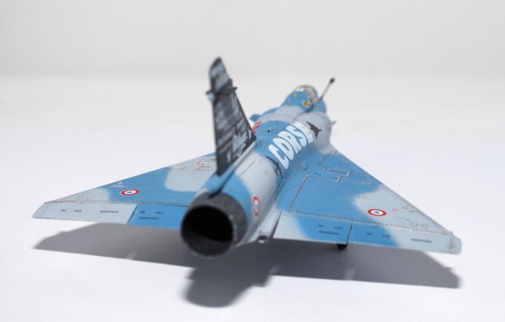 Mirage 2000-5F, 75ans EC 3/11 Corse, Heller 2000-527