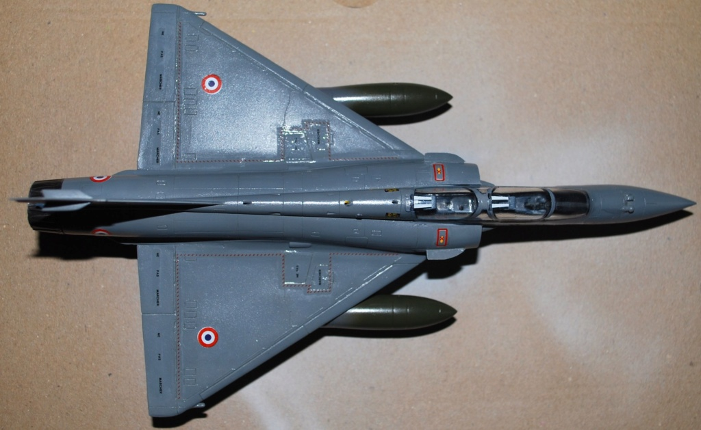 Mirage 2000B Banc d'essai Rafale 1/72 Heller/FFSMC 2017 - Page 3 2000b_36