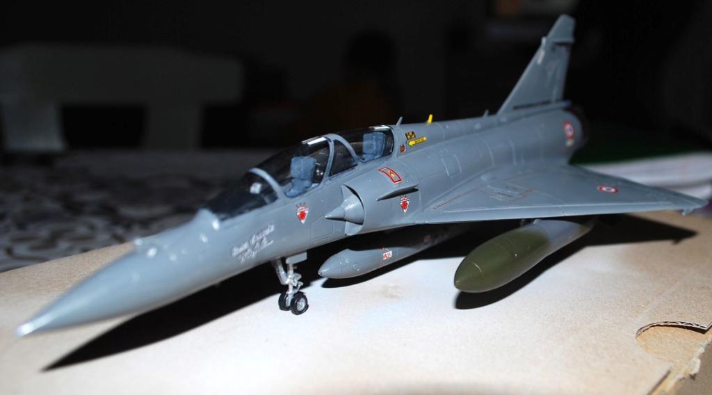 Mirage 2000B Banc d'essai Rafale 1/72 Heller/FFSMC 2017 - Page 3 2000b_38