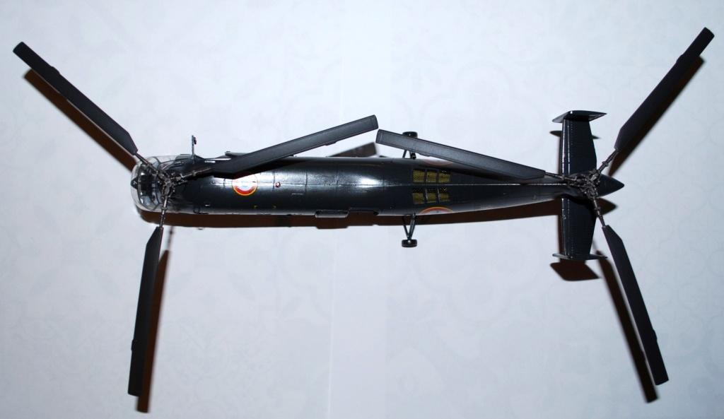 H-21C Shawnee (Flying Banana) 1/72 Italeri 2h-21c10