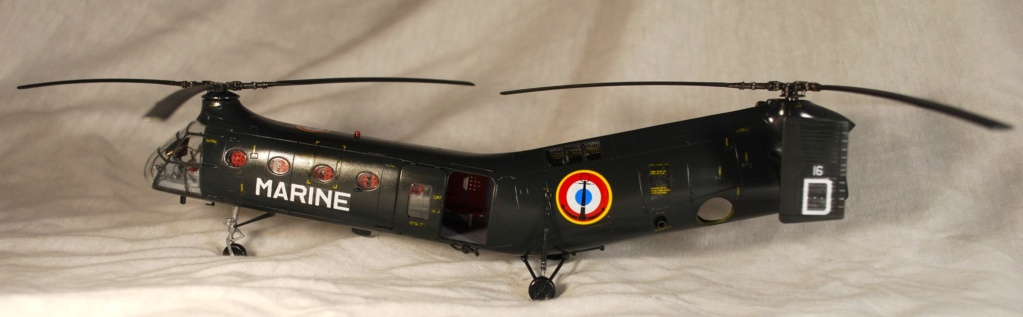 H-21C Shawnee (Flying Banana) 1/72 Italeri 3h-21c11