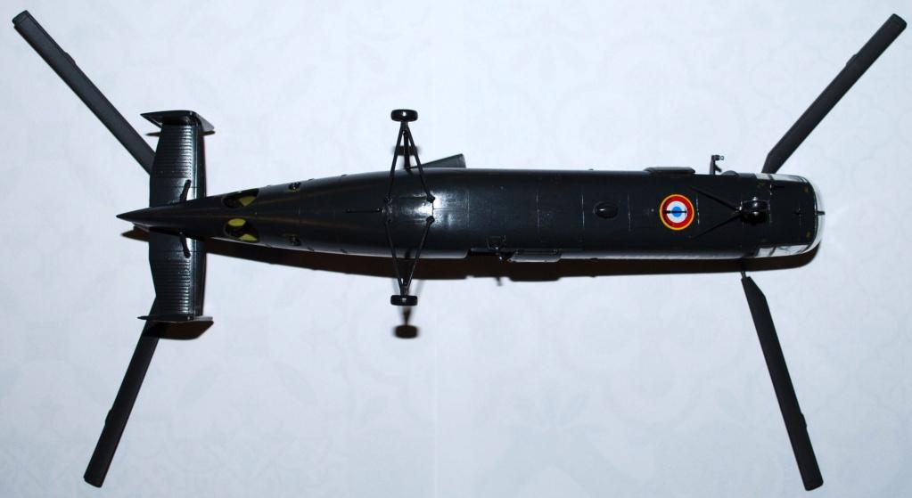 H-21C Shawnee (Flying Banana) 1/72 Italeri 4h-21c10