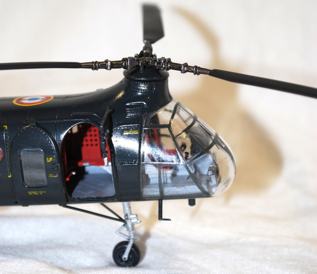 H-21C Shawnee (Flying Banana) 1/72 Italeri 6h-21c10