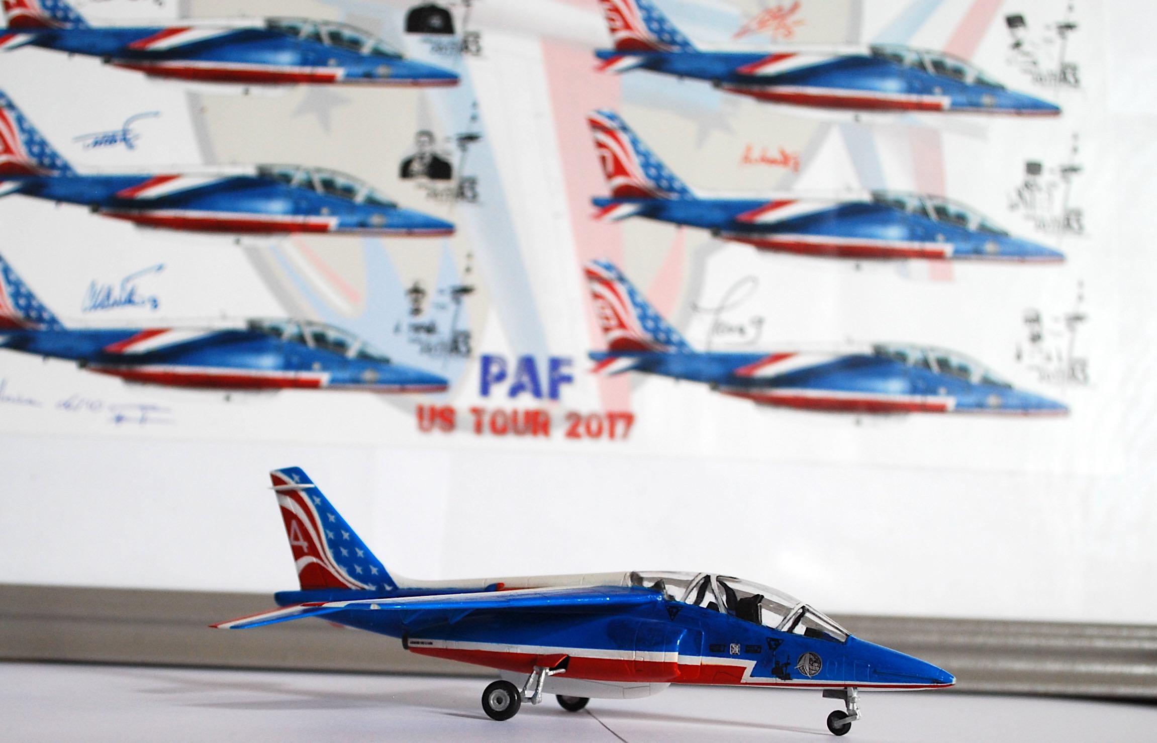Alpha Jet PAF 2017 1/72 Revell/FFSMC - Page 3 Alpha_46