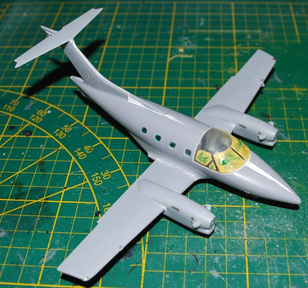 Embraer EMB-121AN Xingu (Amodel 72364) 1/72 Dsc_0081