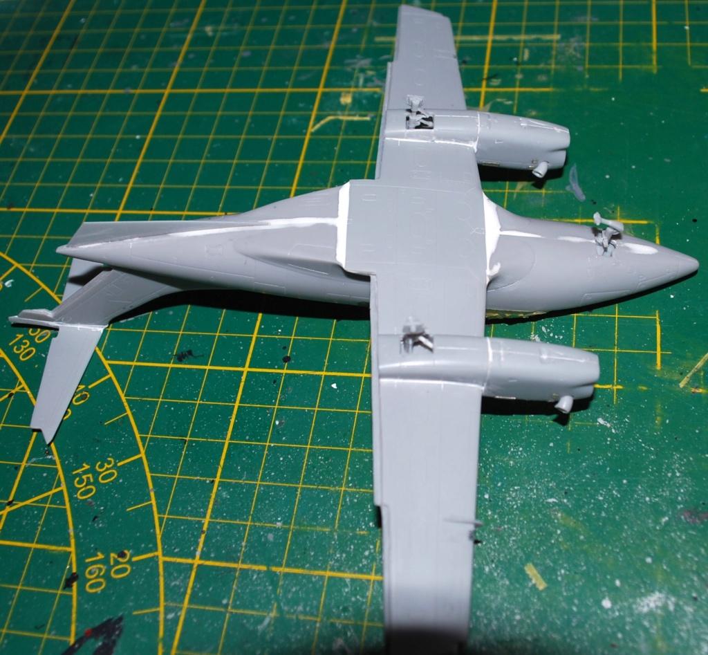 Embraer EMB-121AN Xingu (Amodel 72364) 1/72 Dsc_0082