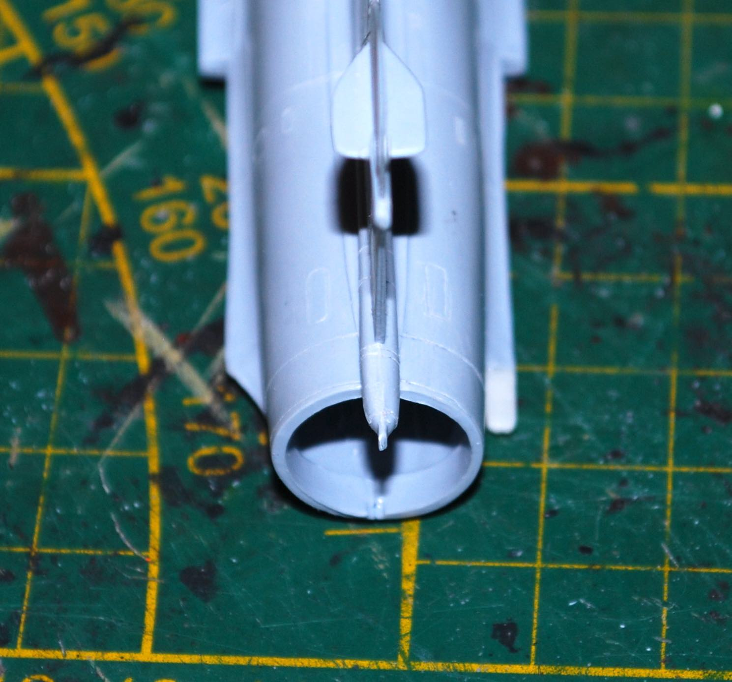 1/72 Mirage 2000-5F (Base 2000C) Heller Dsc_0291