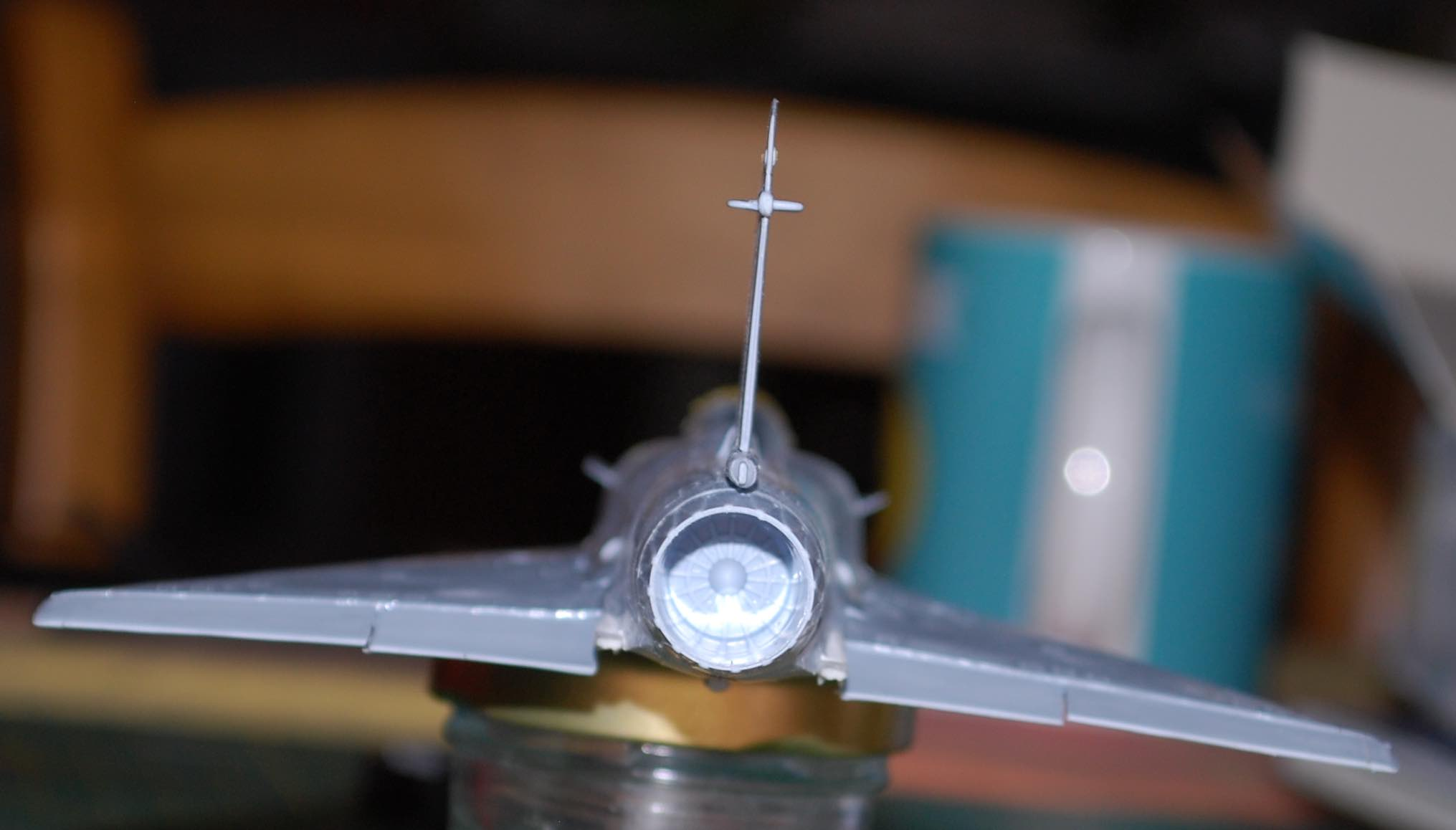 1/72 Mirage 2000-5F (Base 2000C) Heller Dsc_0300