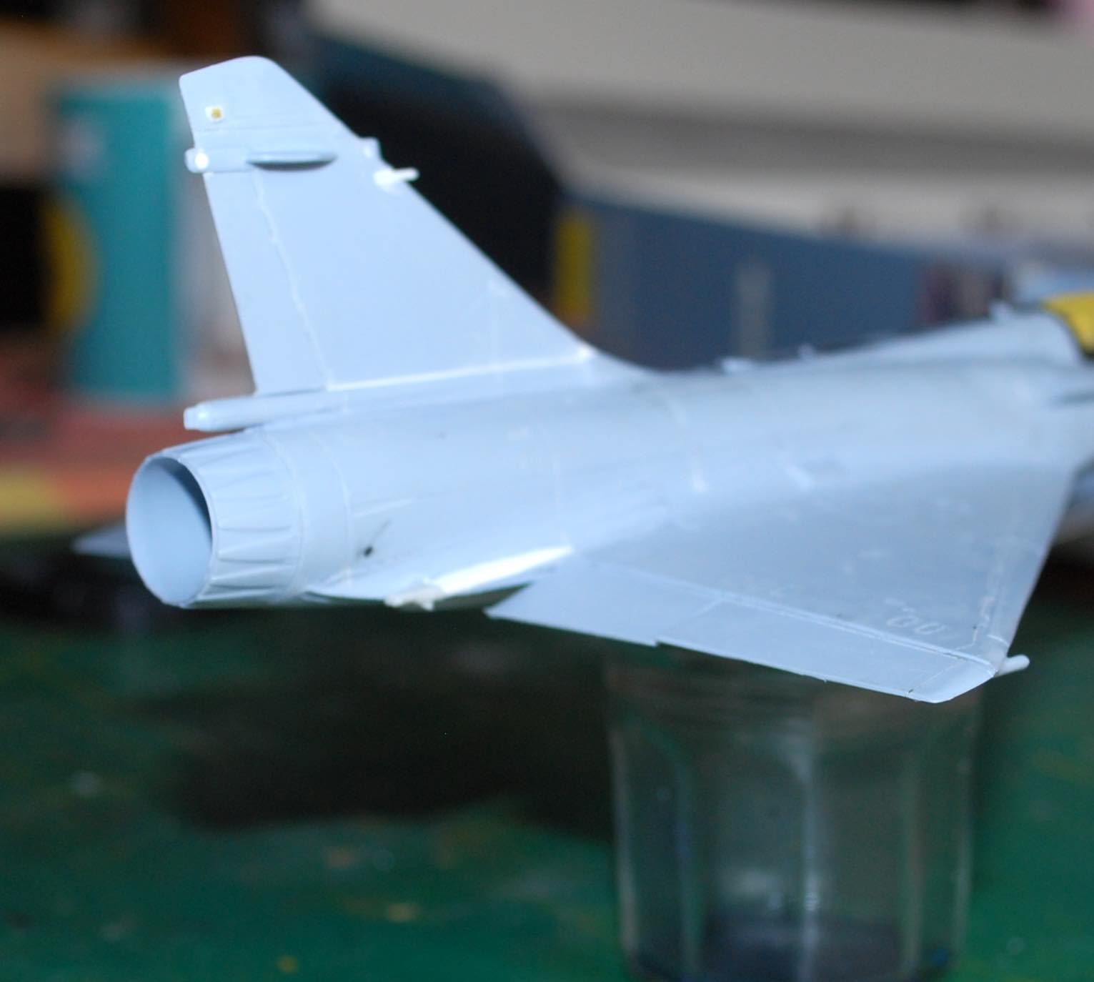 1/72 Mirage 2000-5F (Base 2000C) Heller Dsc_0301