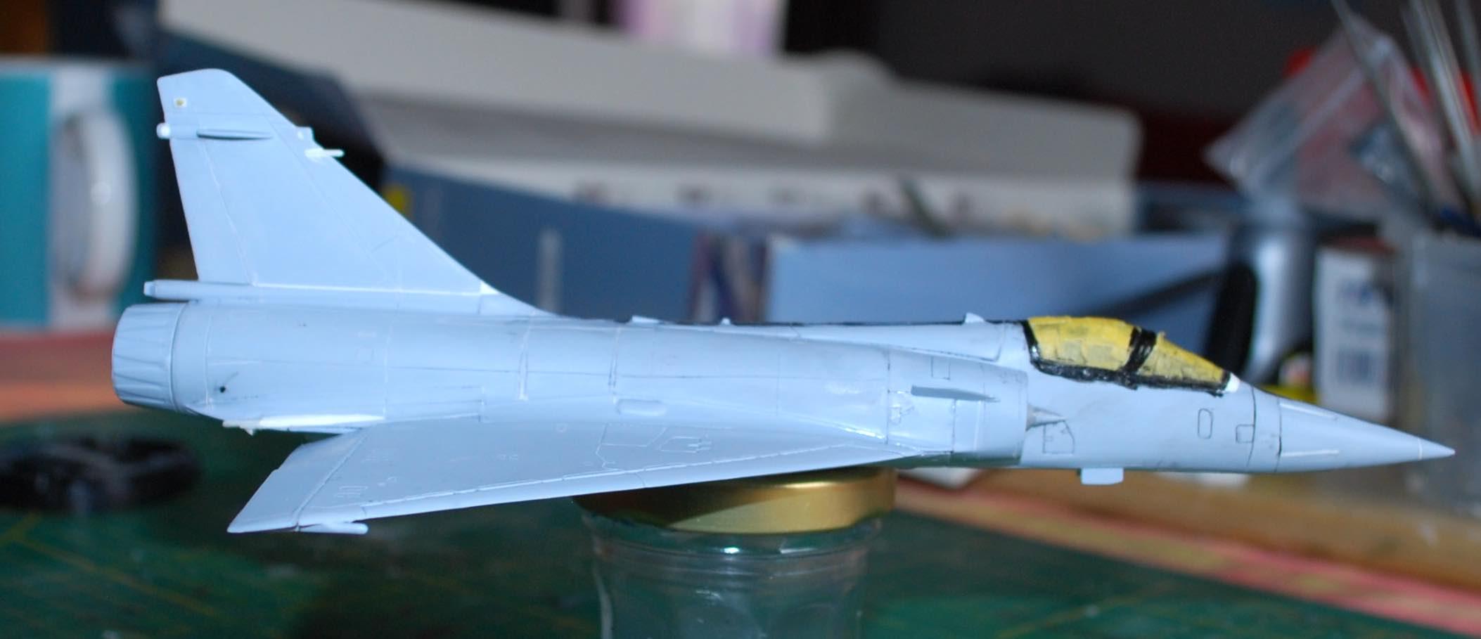 1/72 Mirage 2000-5F (Base 2000C) Heller Dsc_0302