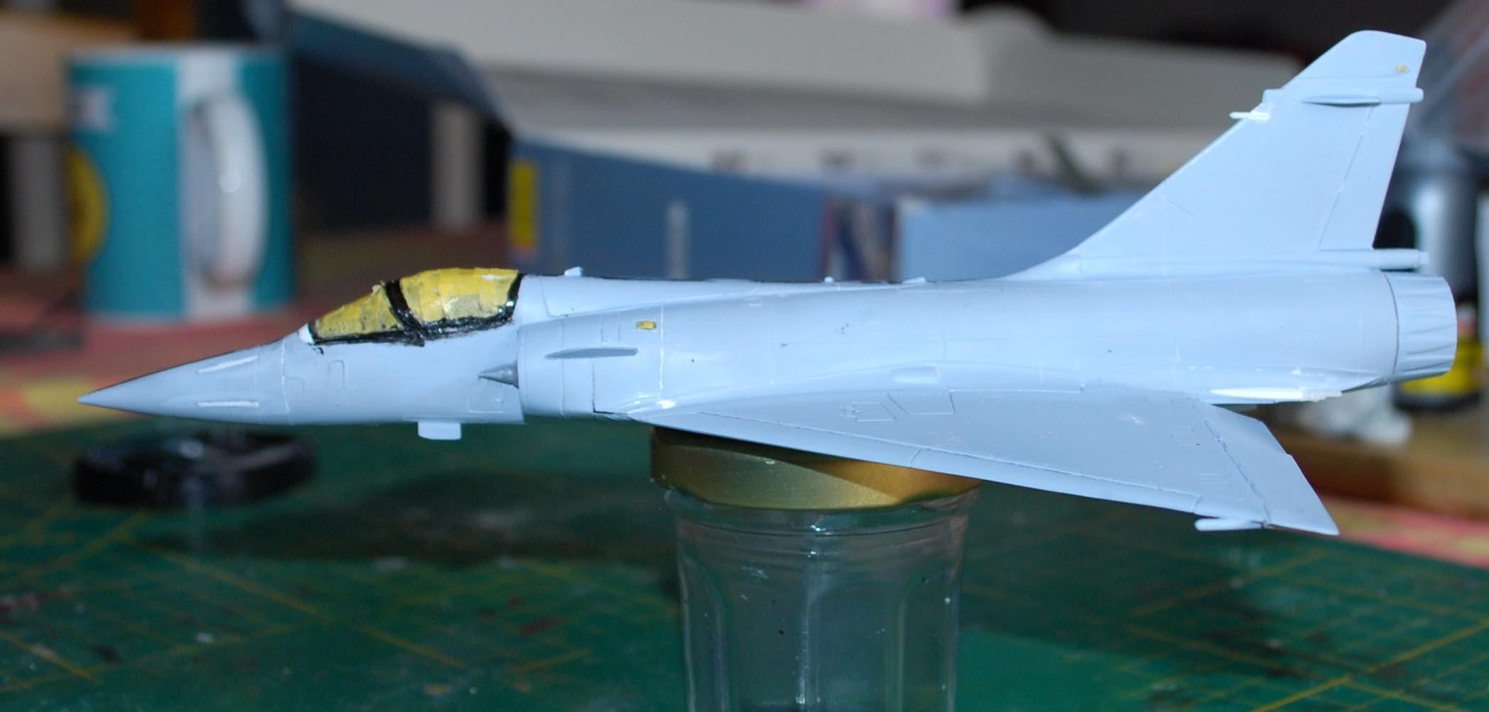 1/72 Mirage 2000-5F (Base 2000C) Heller Dsc_0303
