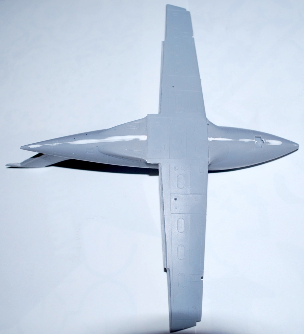 Embraer EMB-121AN Xingu (Amodel 72364) 1/72 Xingu_17