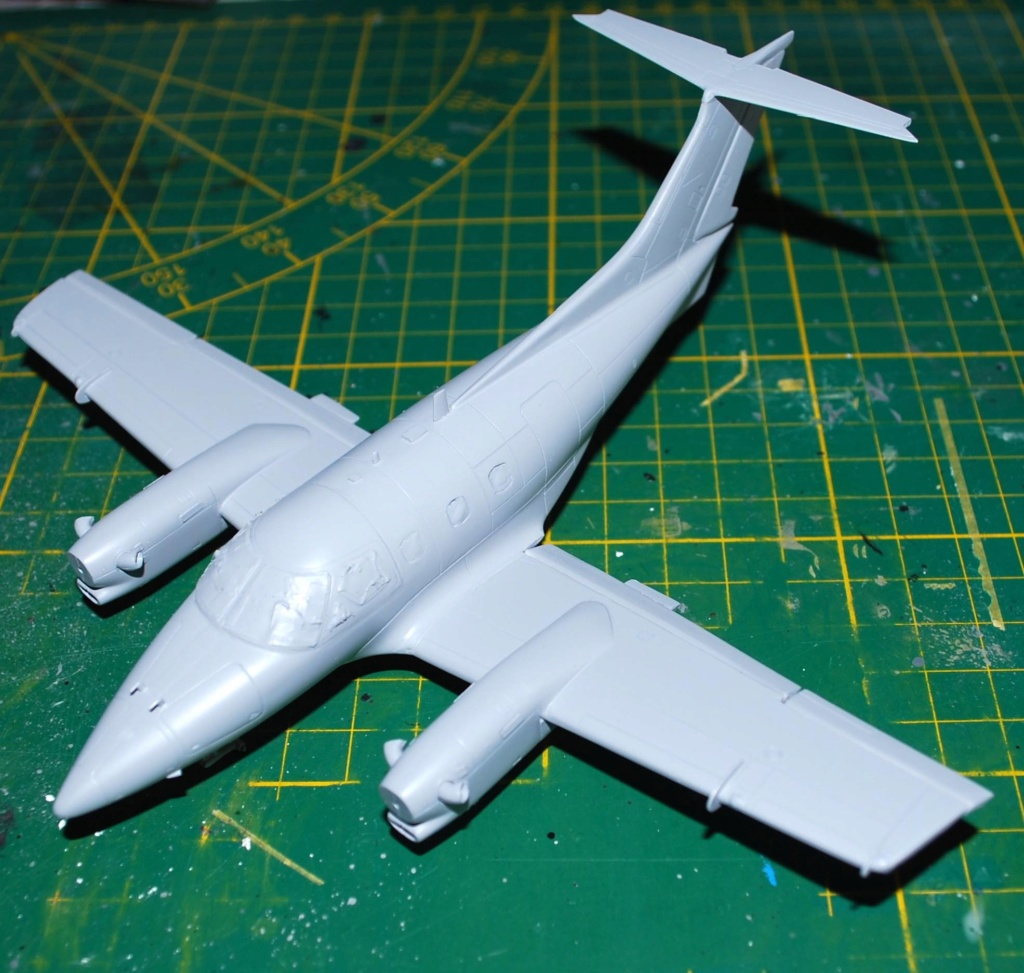 Embraer EMB-121AN Xingu (Amodel 72364) 1/72 Xingu_28