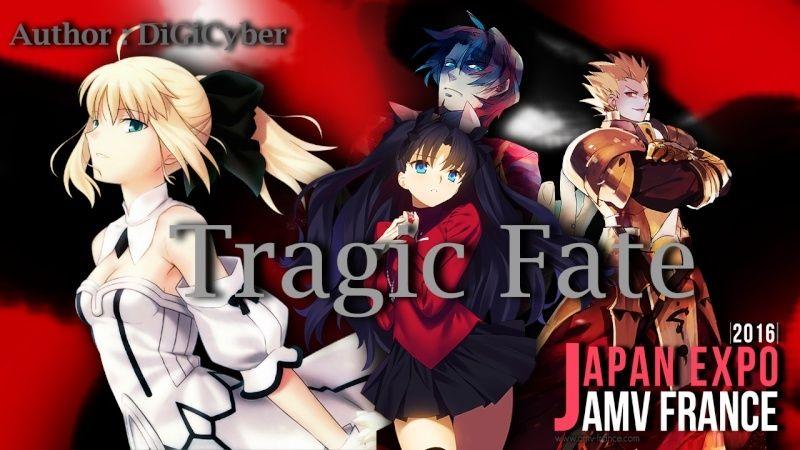 [Japan Expo 2016] DiGiCyber - Tragic Fate Tragic10
