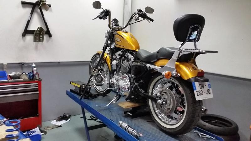 Avis sur les nouveaux amortisseurs Harley montés 2016 - Page 2 20160811