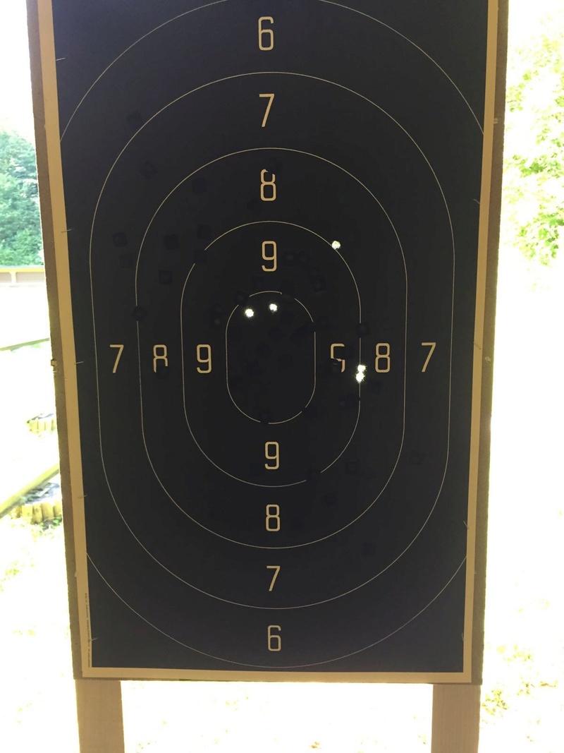 Colt 1911 WWI - Page 2 Cible111