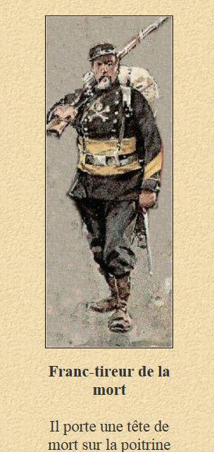 Corps francs de chasseurs - 1870 Ft10