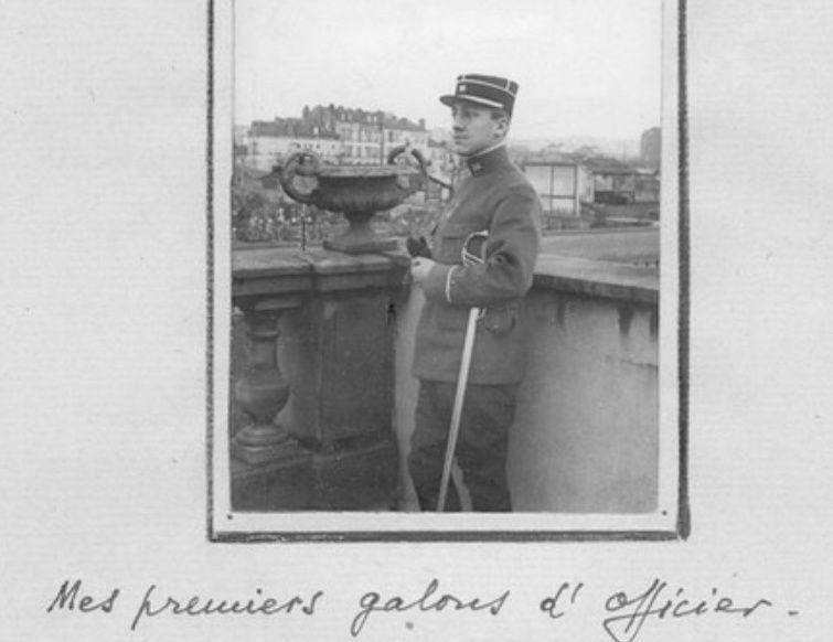 Jean Petit, officier du 102° B.C.P. 1916-1918. Jp10