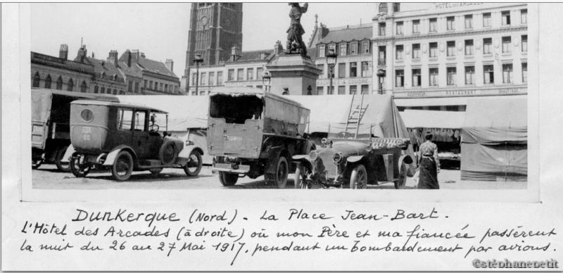 Jean Petit, officier du 102° B.C.P. 1916-1918. Jp10010