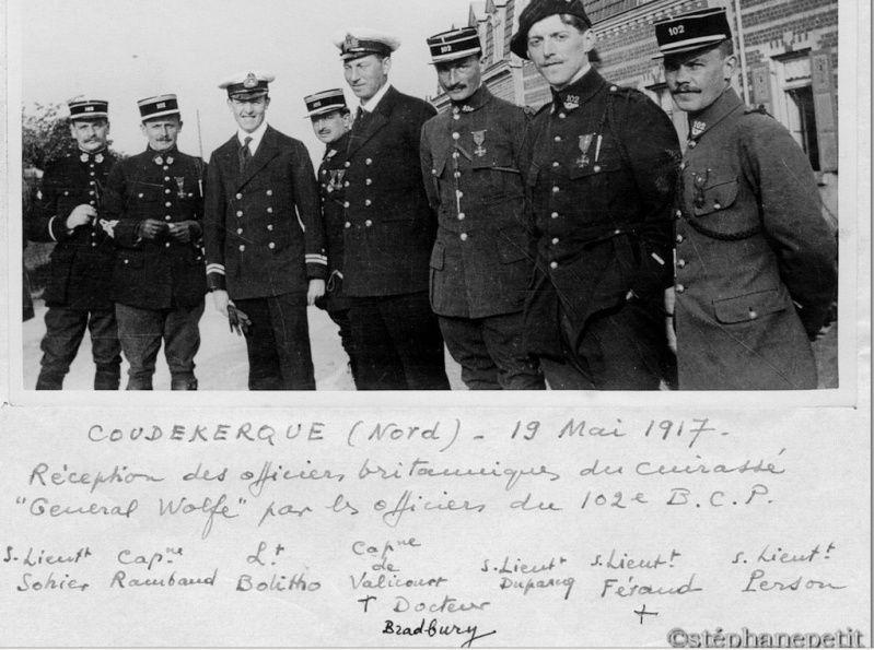 Jean Petit, officier du 102° B.C.P. 1916-1918. Jp10110