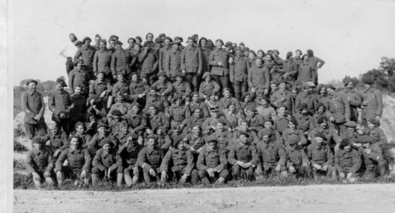 Jean Petit, officier du 102° B.C.P. 1916-1918. Jp10310
