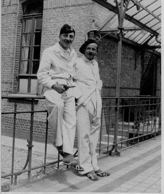 Jean Petit, officier du 102° B.C.P. 1916-1918. Jp10410