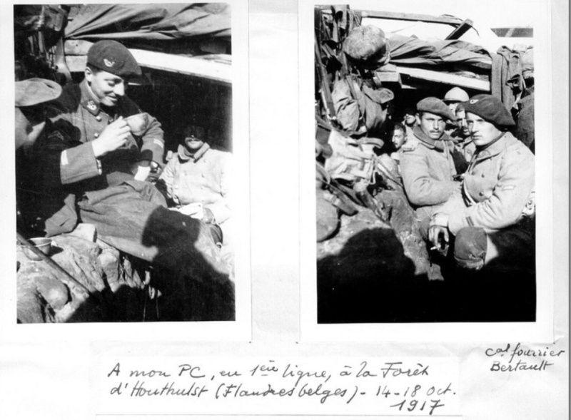Jean Petit, officier du 102° B.C.P. 1916-1918. Jp10710