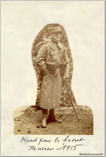 Jean Petit, officier du 102° B.C.P. 1916-1918. Jp110