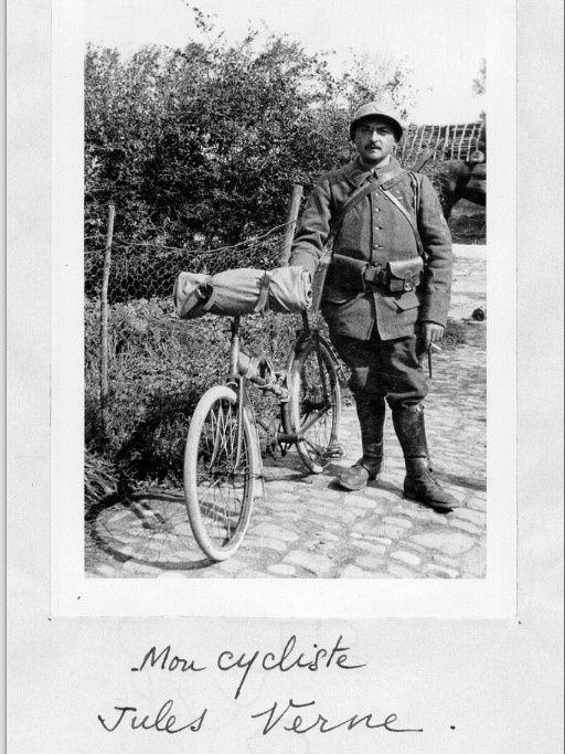 Jean Petit, officier du 102° B.C.P. 1916-1918. Jp11810