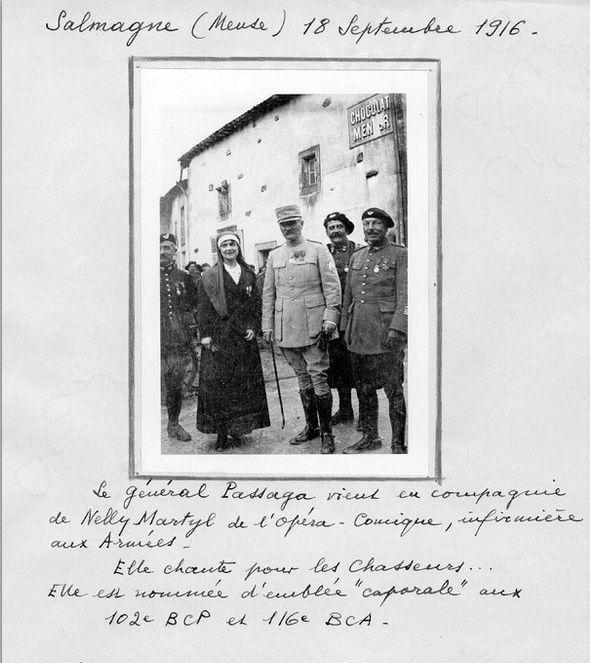 Jean Petit, officier du 102° B.C.P. 1916-1918. Jp12114