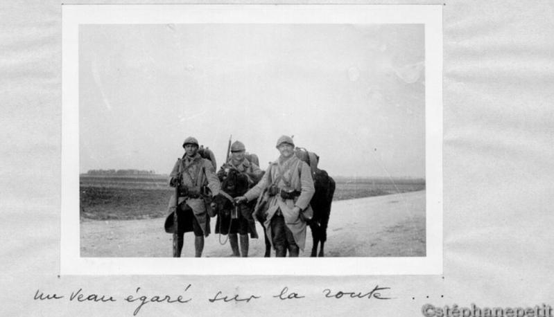 Jean Petit, officier du 102° B.C.P. 1916-1918. Jp12510