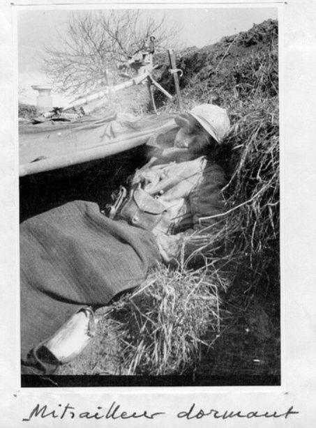 Jean Petit, officier du 102° B.C.P. 1916-1918. Jp12513