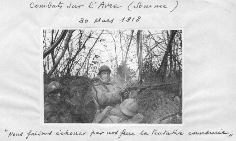 Jean Petit, officier du 102° B.C.P. 1916-1918. Jp12613
