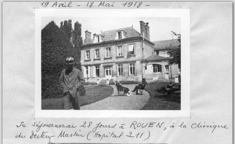 Jean Petit, officier du 102° B.C.P. 1916-1918. Jp13012