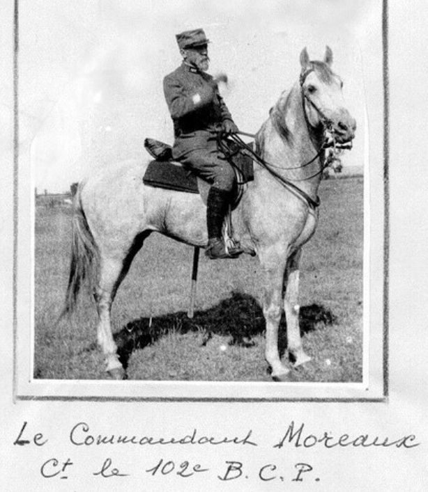 Jean Petit, officier du 102° B.C.P. 1916-1918. Jp1612