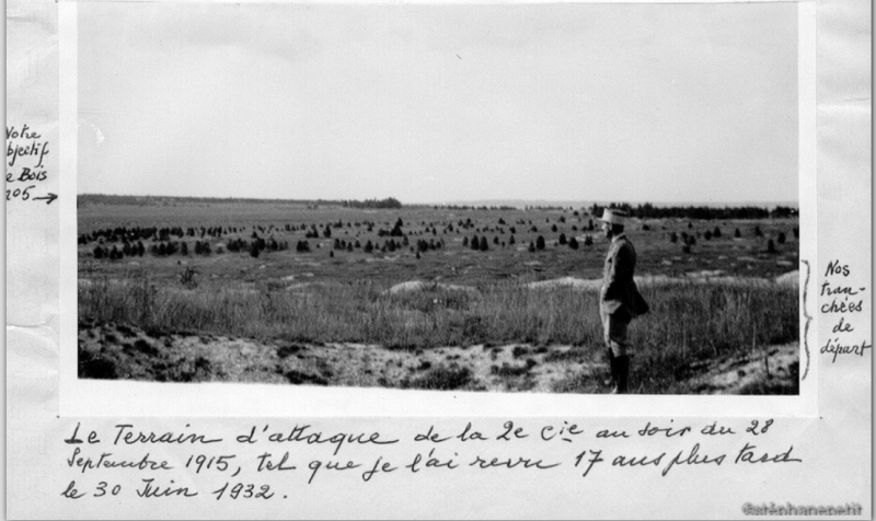 Jean Petit, officier du 102° B.C.P. 1916-1918. Jp1910