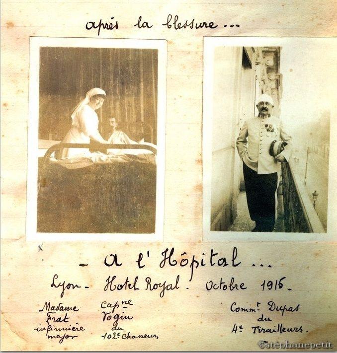 Jean Petit, officier du 102° B.C.P. 1916-1918. Jp2411
