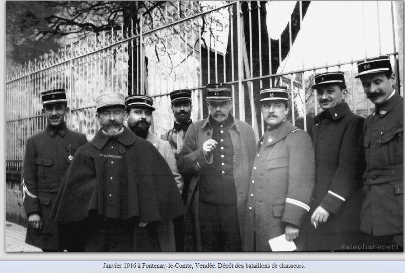 Jean Petit, officier du 102° B.C.P. 1916-1918. Jp2711