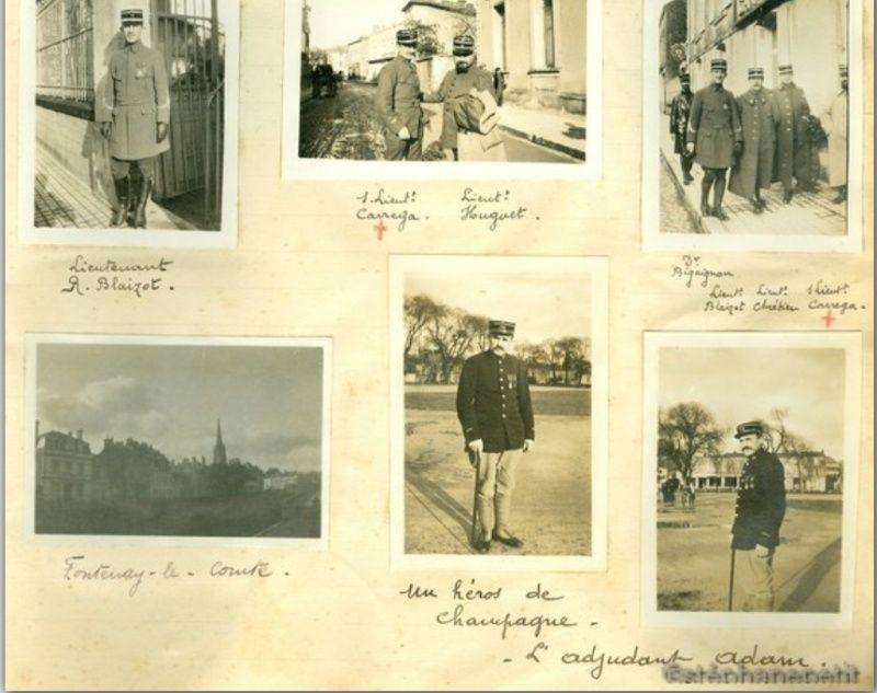 Jean Petit, officier du 102° B.C.P. 1916-1918. Jp29_d11