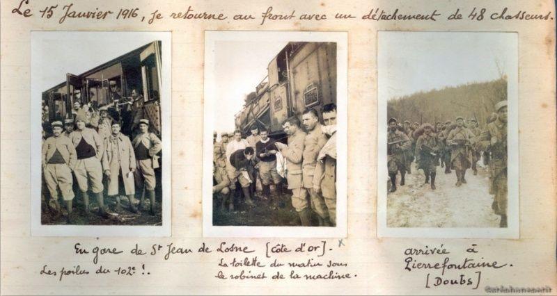 Jean Petit, officier du 102° B.C.P. 1916-1918. Jp3011