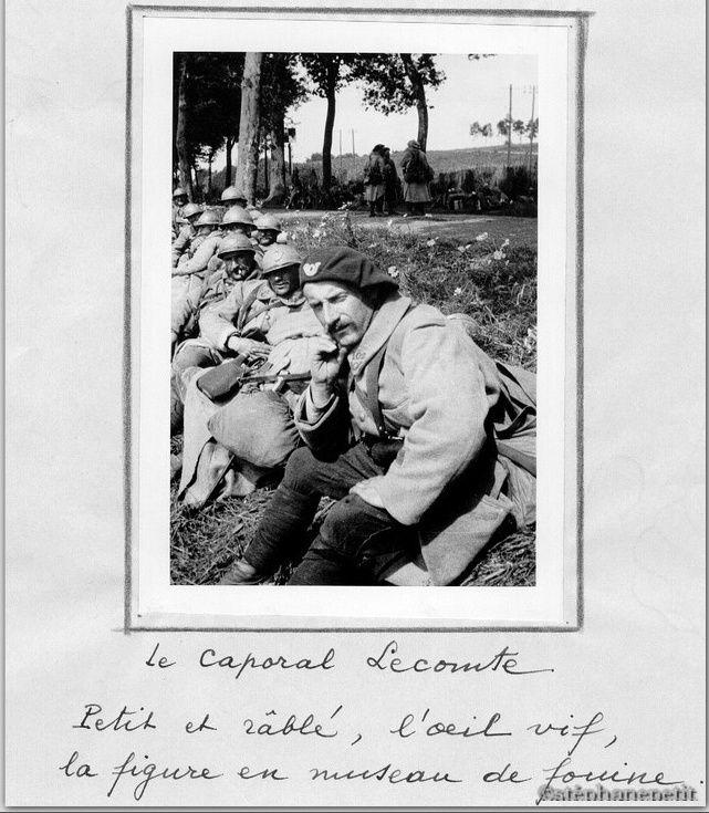 Jean Petit, officier du 102° B.C.P. 1916-1918. Jp3510