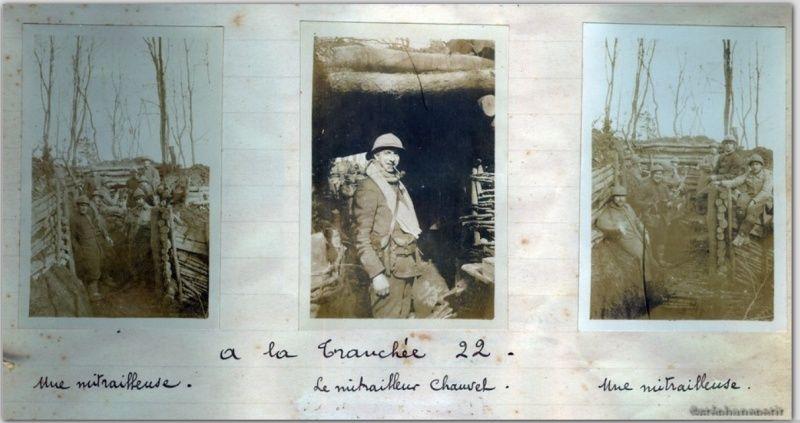 Jean Petit, officier du 102° B.C.P. 1916-1918. Jp4010