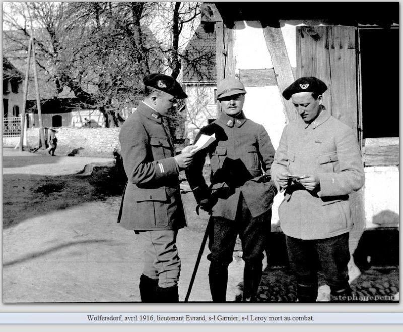 Jean Petit, officier du 102° B.C.P. 1916-1918. Jp4111