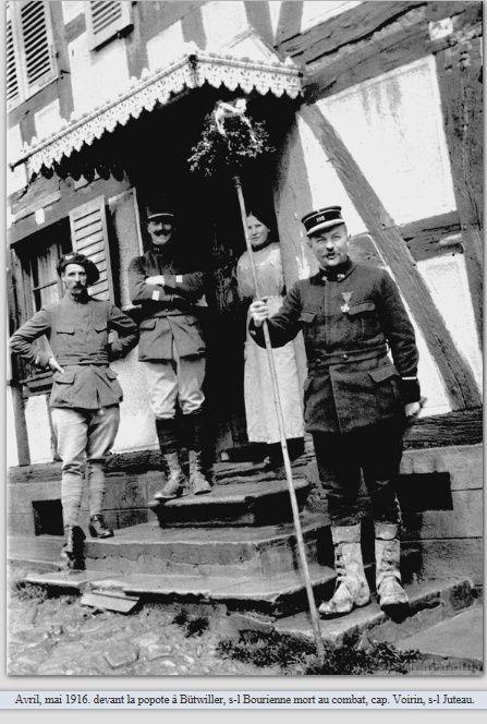 Jean Petit, officier du 102° B.C.P. 1916-1918. Jp4210