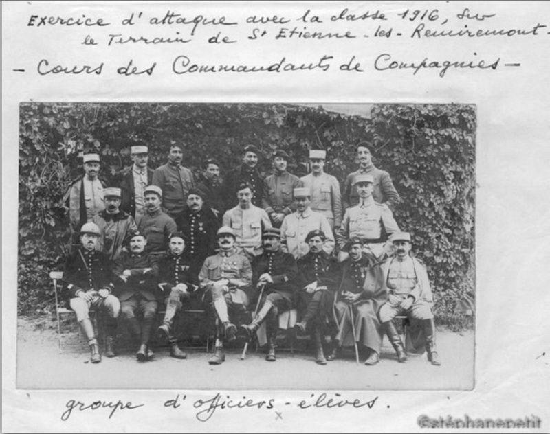 Jean Petit, officier du 102° B.C.P. 1916-1918. Jp4710