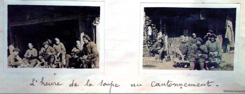 Jean Petit, officier du 102° B.C.P. 1916-1918. Jp4810