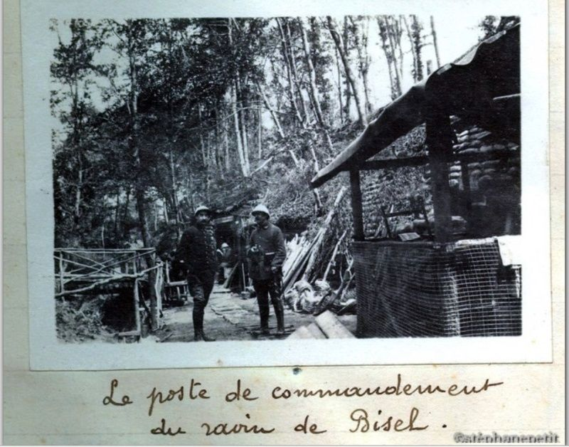 Jean Petit, officier du 102° B.C.P. 1916-1918. Jp4910