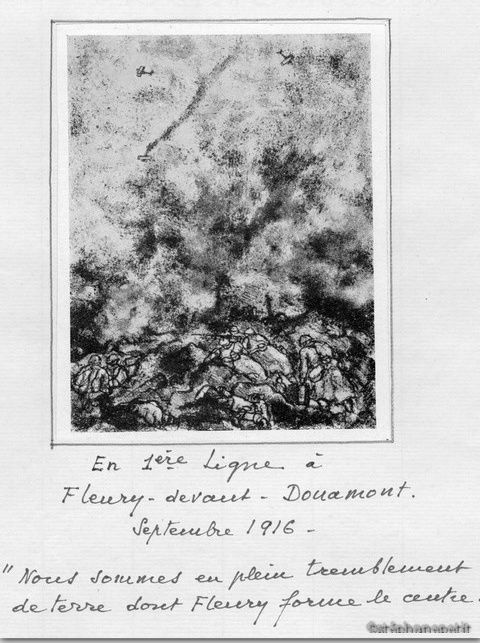 Jean Petit, officier du 102° B.C.P. 1916-1918. Jp5410