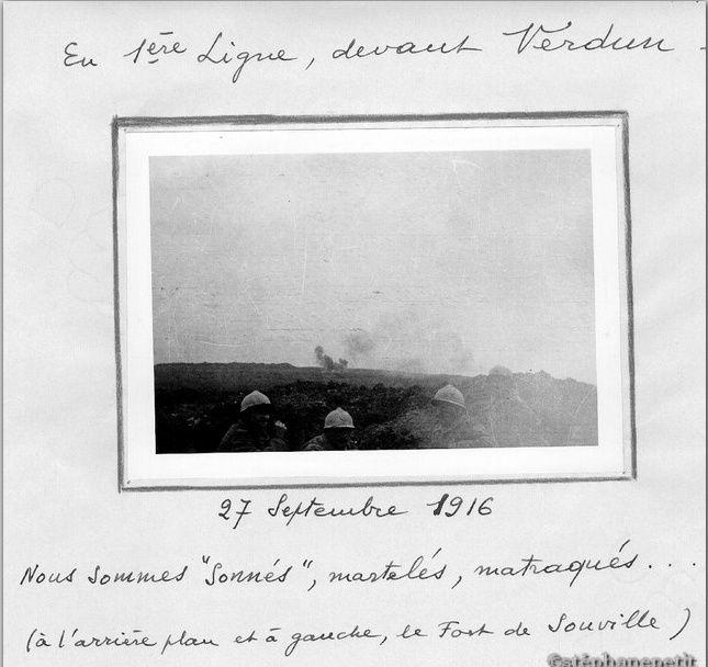 Jean Petit, officier du 102° B.C.P. 1916-1918. Jp5710